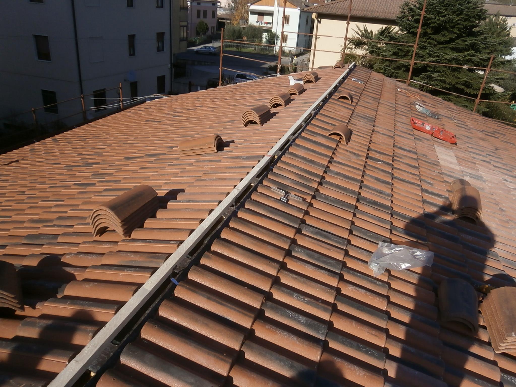 Errepi tetto gli specialisti del tetto for Piani casa linea tetto singolo