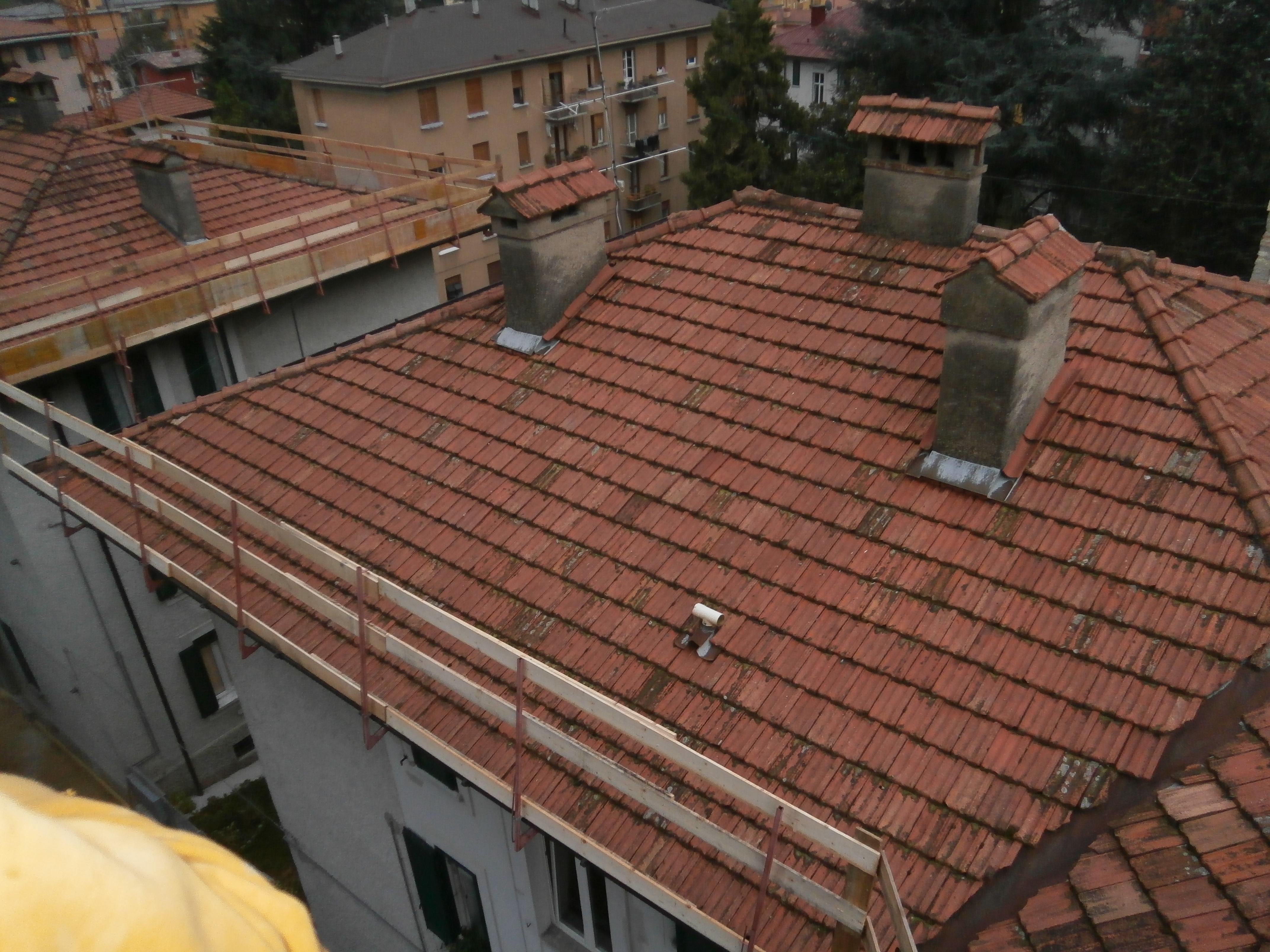 Errepi tetto gli specialisti del tetto - Lavori in casa prima del rogito ...