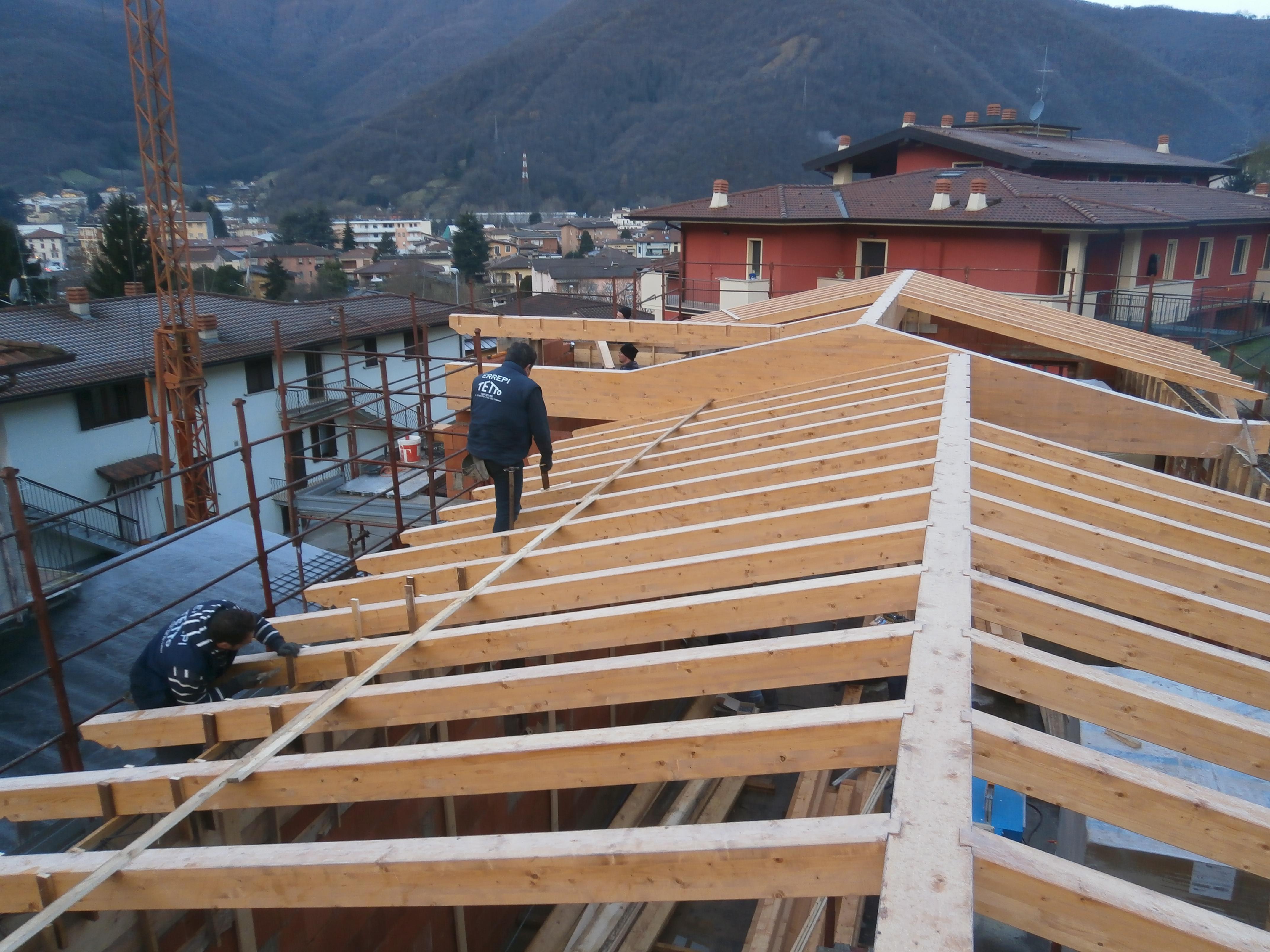 Errepi Tetto - gli specialisti del tetto