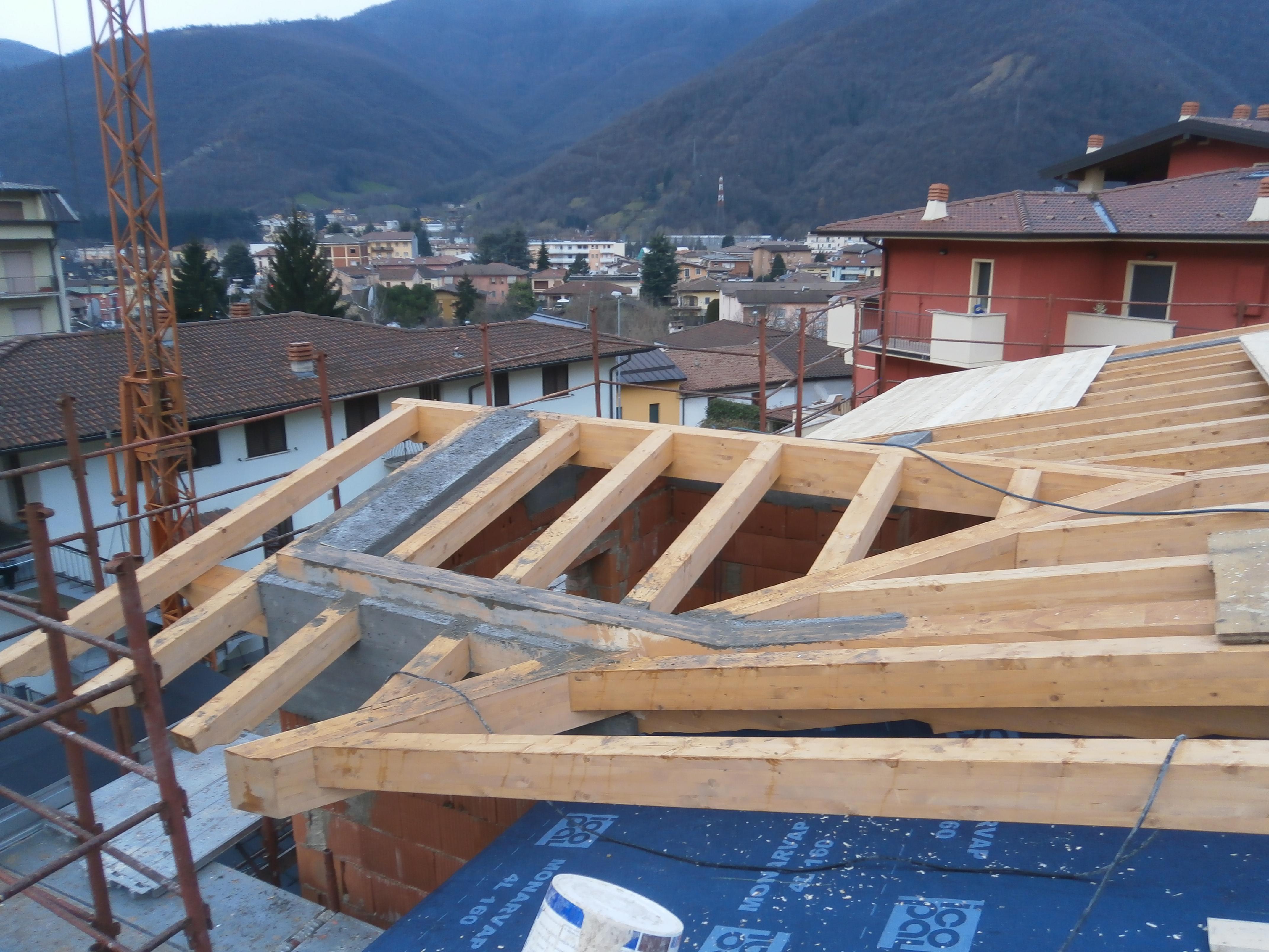 Costruire Tetto In Cemento errepi tetto - gli specialisti del tetto